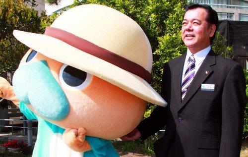 古謝南城市長 3